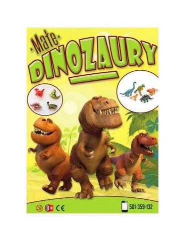 Małe Dinozaury 35gr/szt