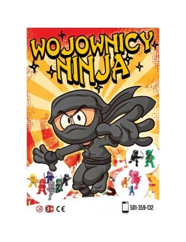 Wojownicy Ninja 35gr/szt